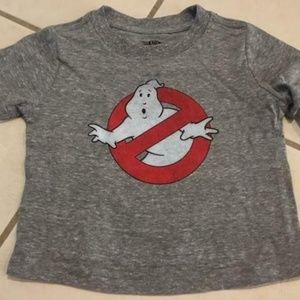 NEW Ghostbusters Movie Graphic BABY TSHIRT 12M 18M